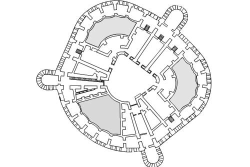 Interactieve plattegrond van Fort Lent