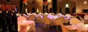 Fort Lent diner op binnenplaats